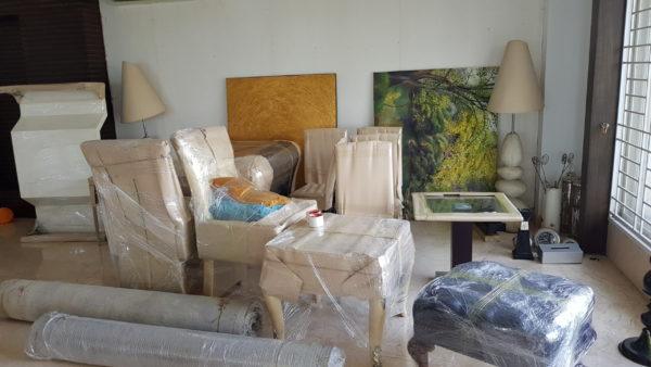 House Shifting Packing Materials