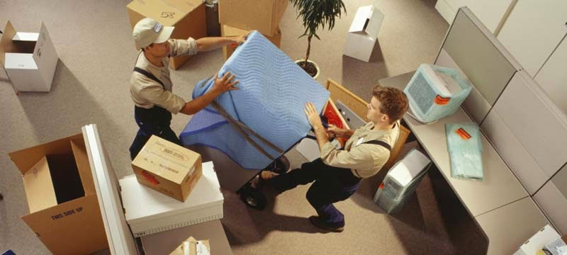 Office Furniture Moving
