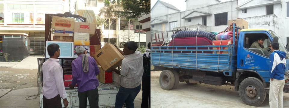 movers and packers in Bangladesh